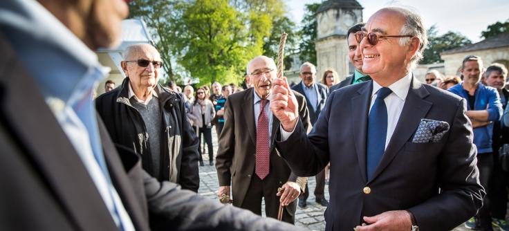 inauguration de la corderie royale à rochefort - mélanie chaigneau